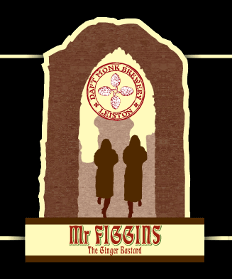 Mr Figgins, the Ginger Bastard, a rich dark little number